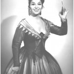 Тереза Берганца в Севилският бръснар