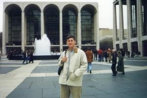 Метрополитън опера в Ню Йорк