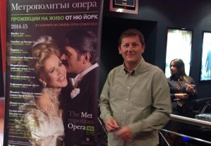 Метрополитън опера на живо