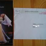 писмо от Метрополитън опера
