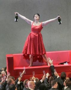 Соня Йончева в Метрополитън опера
