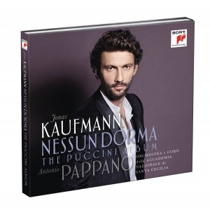 нов диск на Йонас Кауфман