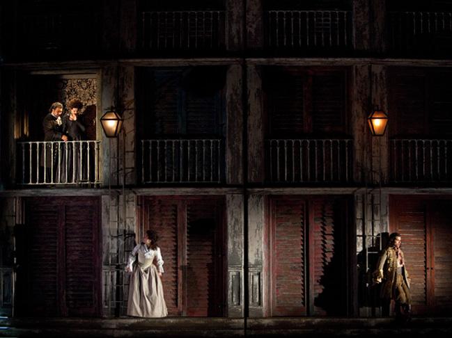 Don Giovanni/Metropolitan opera