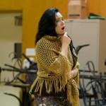 Соня Йончева репетиция в Метрополитън опера
