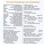 Нюрнбергските майстори певци в Мет