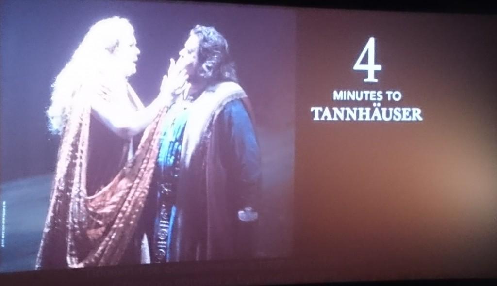Танхойзер в Метрополитън опера